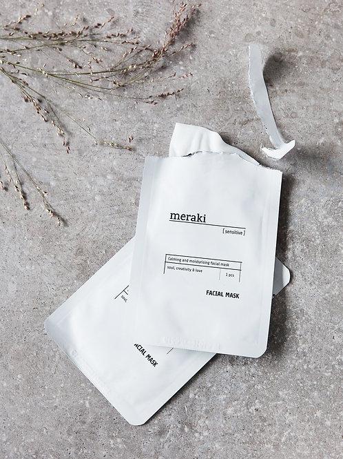 Organic Facial Sheet Mask Sensitive