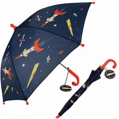 Retro Space Umbrella