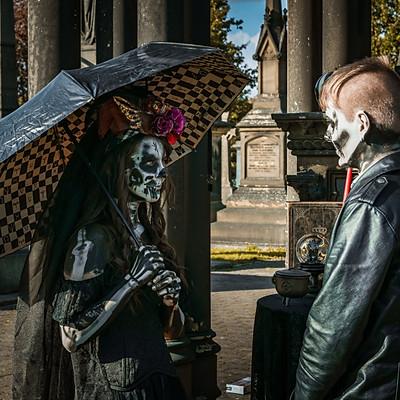 Merfox Halloween Special
