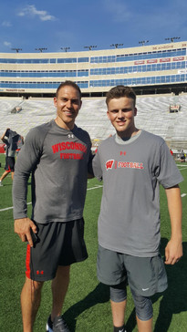 University of Wisconsin Specialist Camp 6/17