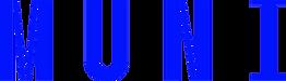 Logo of Masarykova Univerzita