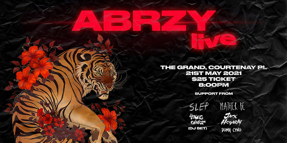 ABRZY Live at the Grand