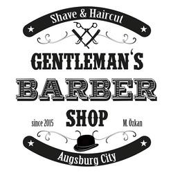 Logo - Barber Shop
