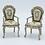 Thumbnail: Unique Dollhouse Furniture - Miniature chair