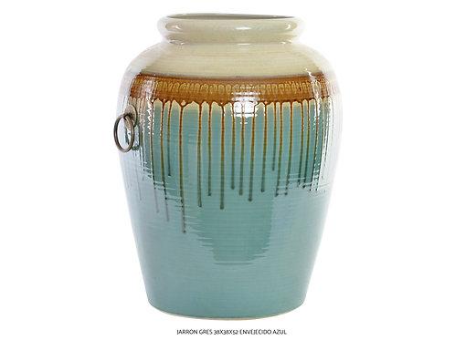 Jarrón cerámica