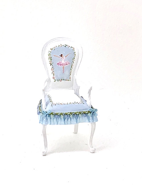 Hand painted chair .They are sold separately. Price by unit.