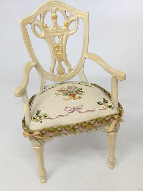 Hand painted chair .scale 1.12