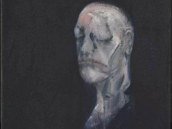 Study for Portrait II (after the Life Ma
