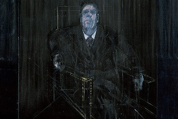 Study for Portrait by Francis Bacon from