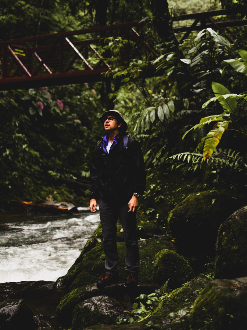 La Paz Waterfall Gardens