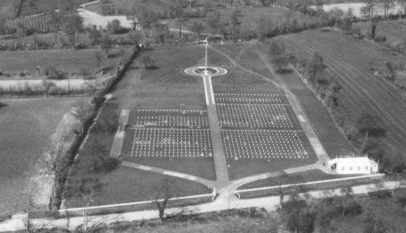 Gorron Cemetery