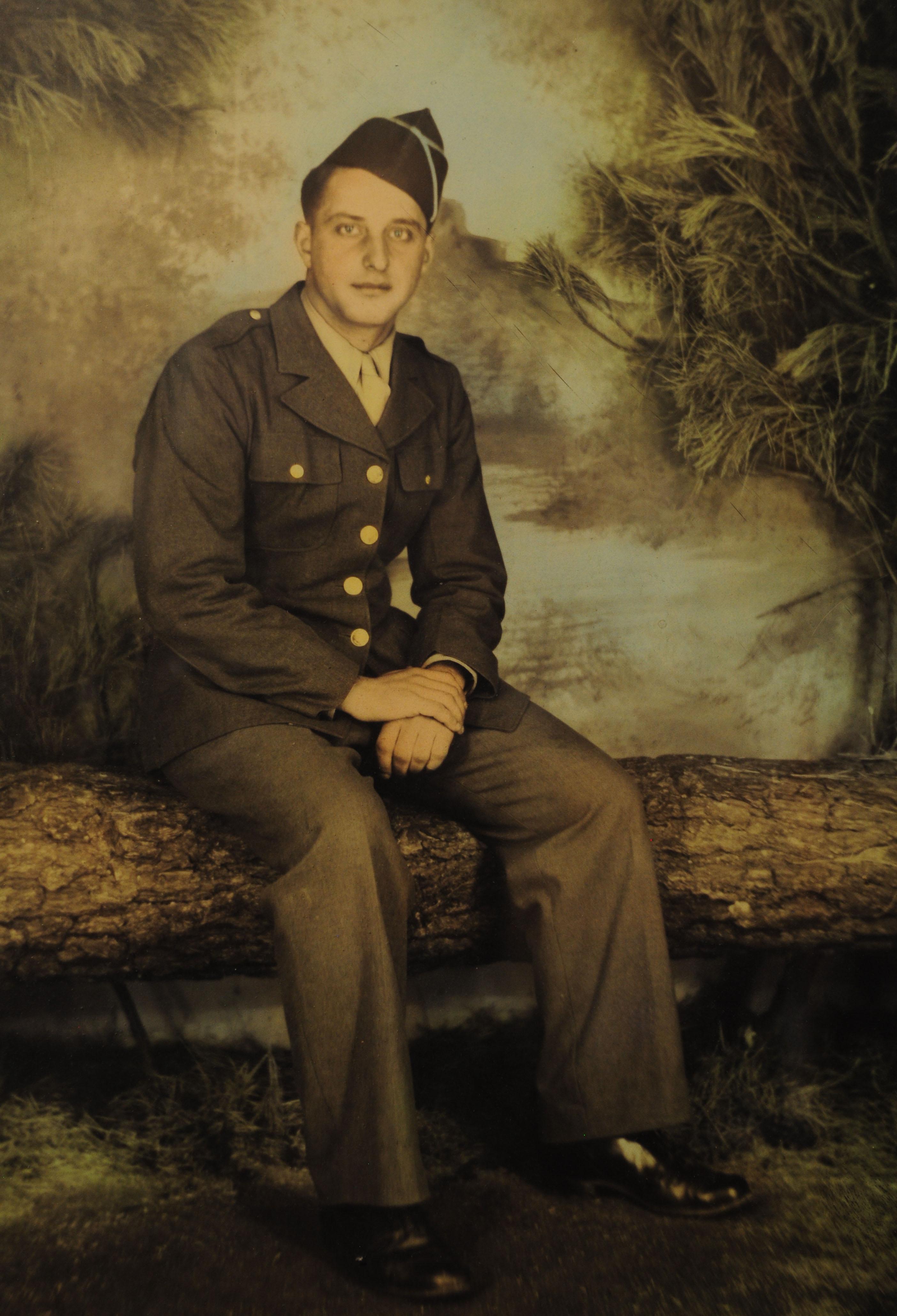 Pvt. John Sersha