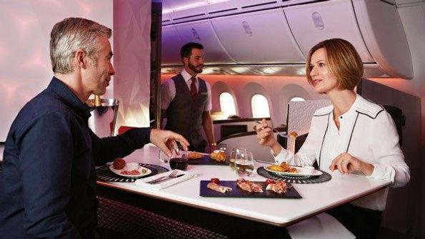 Book Virgin Atlantic Upper Class