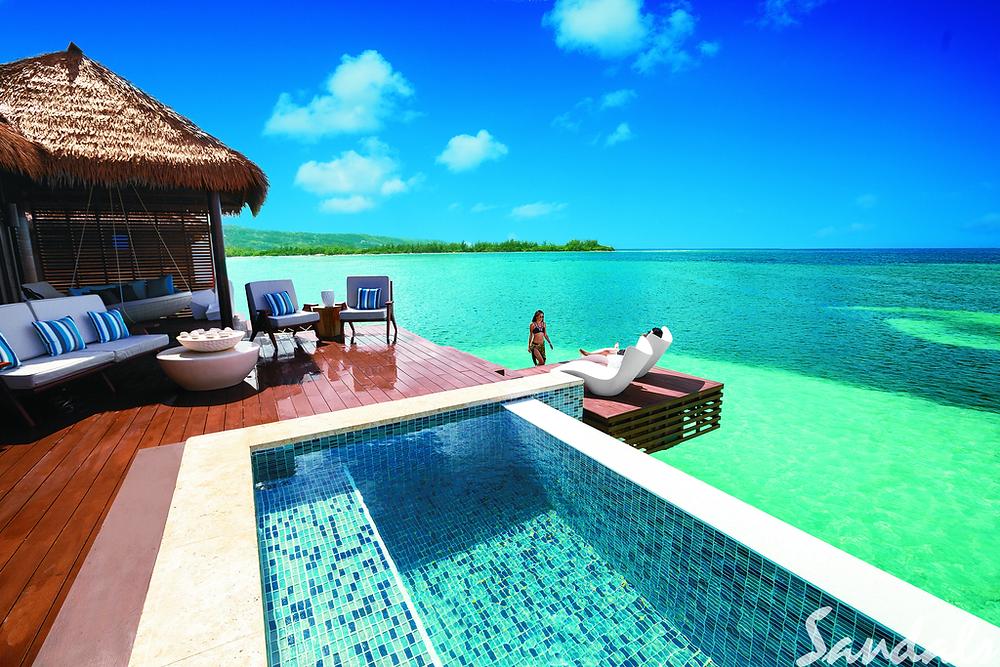 Over Water Villa Jamaica