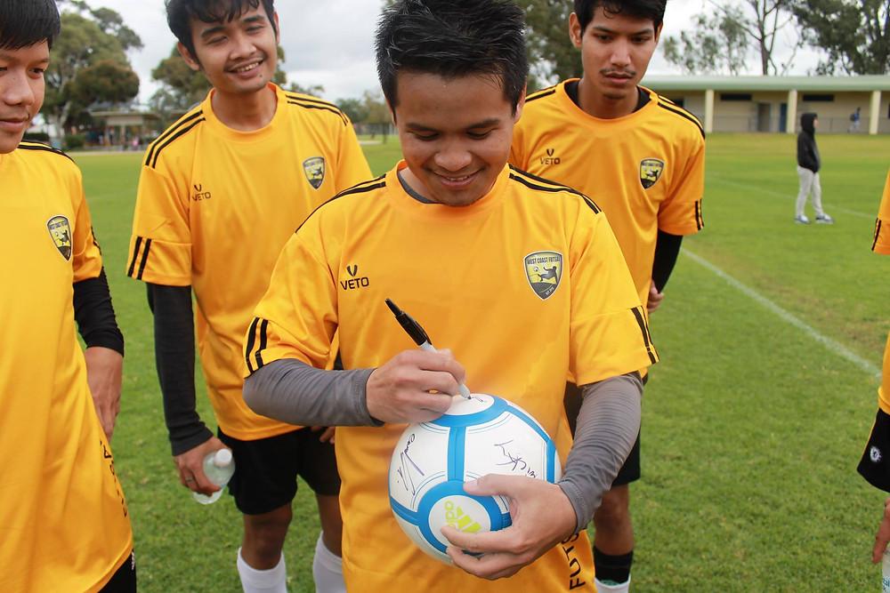 Sophos Migration - Thai Football, Metro Elephant Warriors