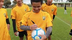 Sophos Migration Sponsors WA Thai Football Team - Metro Elephant Warriors