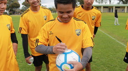 Sophos Migration Sponsors WA Thai Football Team - Metro Elephant Warriors