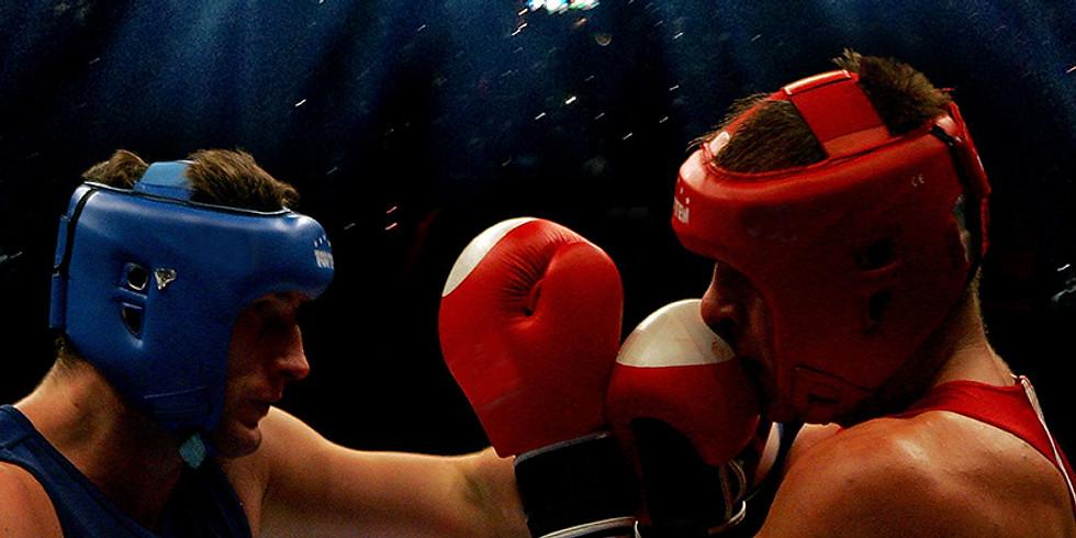 The Atlanta Open Masters Boxing Tournament  Aug 9th-11th 2018