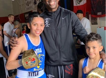 Servin Siblings win Georgia State Junior Olympics!