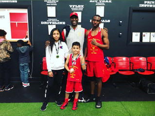 Sweet Science Boxing Club 2019 Georgia Golden Gloves Team!