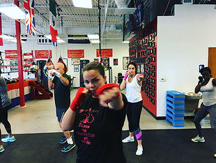 Group Boxing Classes
