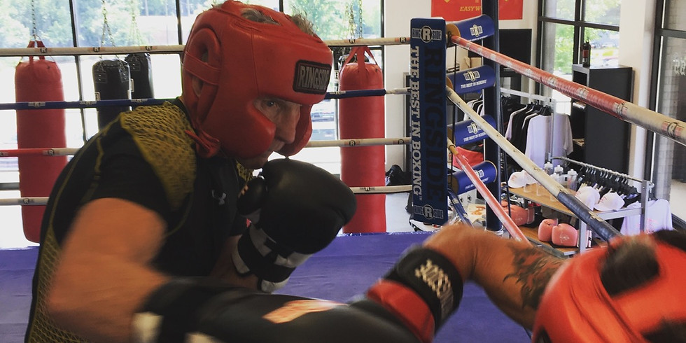 Sweet Science Boxing Club 7th Annual USA Boxing Masters Division Clinic