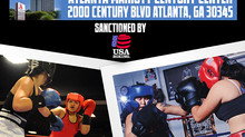 THE ATLANTA CLASSIC-Females Only USA Boxing tournament Feb 22-24 2109