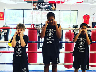 Youth Boxing Classes