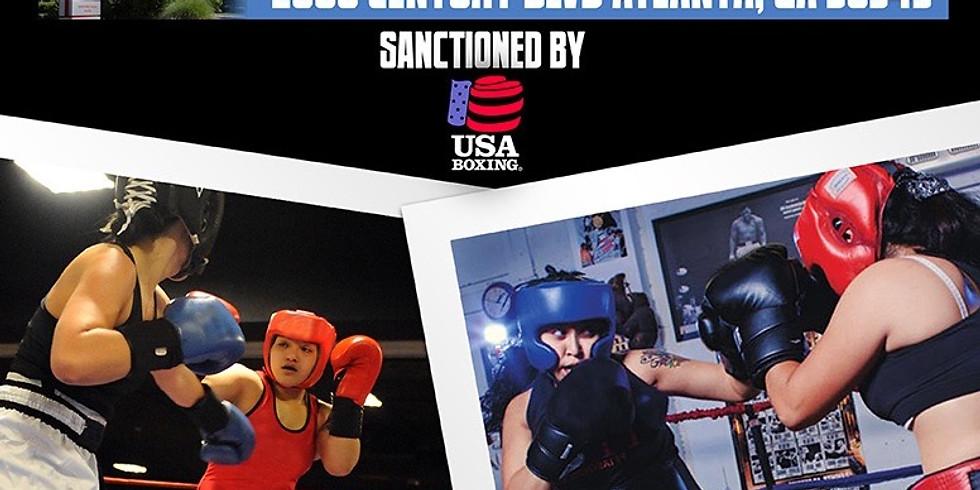 The Atlanta Classic, USA Boxing Women's Only Tournament
