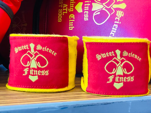 Sweet Science Boxing Hand Wraps