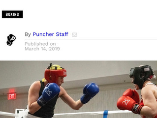Woman's Amateur Boxing on the rise with the Atlanta Classic hosted by Sweet Science Boxing Club
