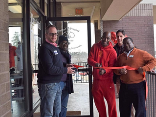 Sweet Science Boxing Club Ribbon Cutting