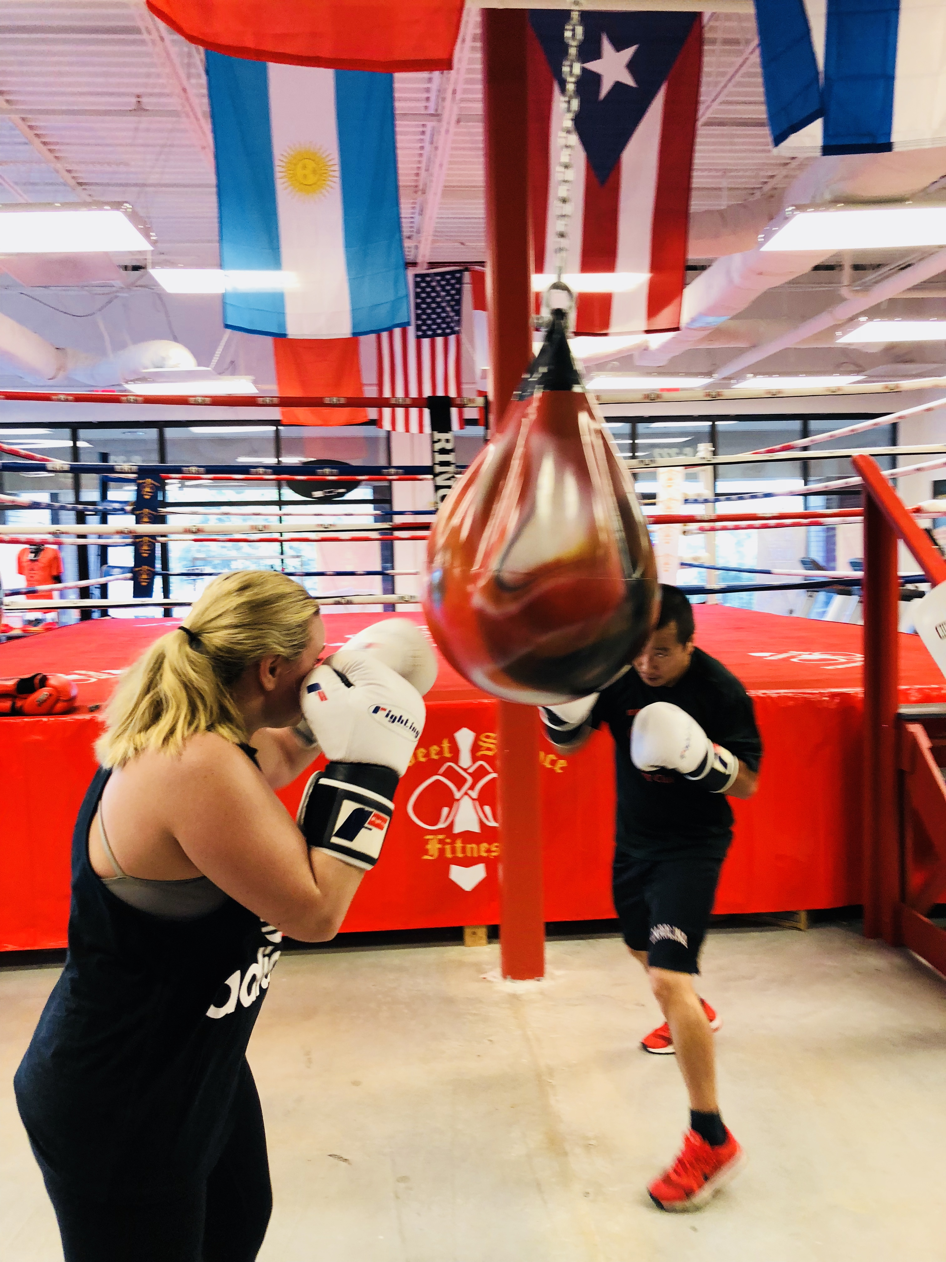 SWEET SCIENCE BOXING UNLIMITED GROUP BOXING CLASS OFFER!