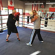 Welterweight Boxing