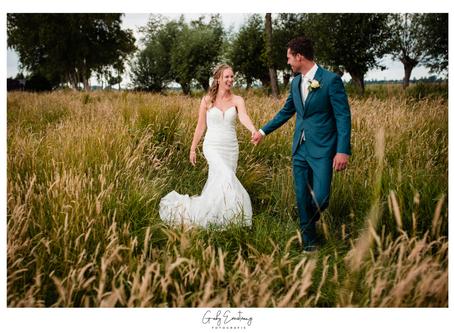 Stefan & Patricia, Kasteel Montfort - Tuin de Hoge Waard