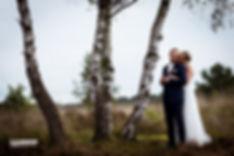 Bruidsfotografie Noord-Brabant Etten-Leur Breda Houtse Meer Den Hout Jasper en Ilja Gaby Ermstrang Fotografie
