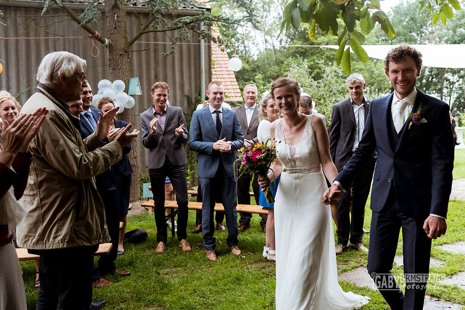 Bruidsfotografie Ens Flevoland Bruiloft trouwfotograaf Gaby Ermstrang fotografie Noord Brabant Utrecht