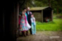 Brandy's Wedding, bruiloft met ballen trouwfotografie Gaby Ermstrang Woudrichem