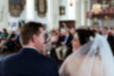 Bruiloft Sanne en Berrie Geertruidskerk Geertuidenberg Raamsdonkveer Gaby Ermstrang Fotografie Bruidsfotograaf Trouwfotografie Woudrichem
