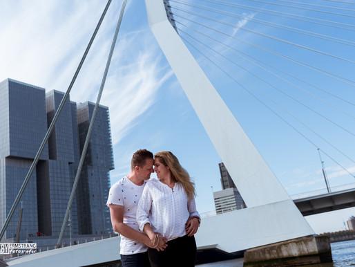 Marcella & Remco, Loveshoot Rotterdam