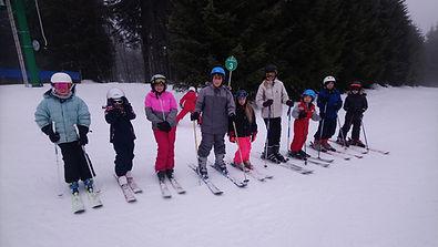 ecole 02.2019 séjour ski avec les corre