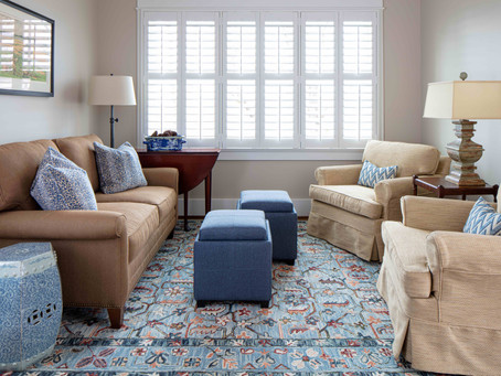 Where do you start when decorating a room?