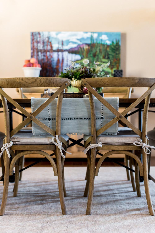 chic-elegant-rustic-dining-room