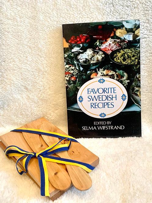 Favorite Swedish Recipes Gift Set