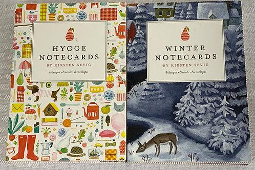 Kristen Sevig's Notecard Gift Set