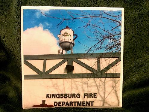 Kingsburg Coasters