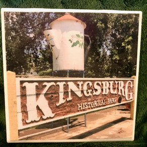 The 'Burg' in Kingsburg
