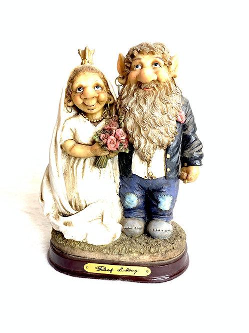 Bride & Groom Trolls