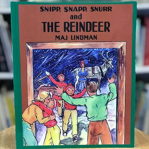 Snipp Snapp Snurr books