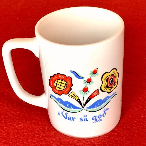 You're welcome Swedish mug